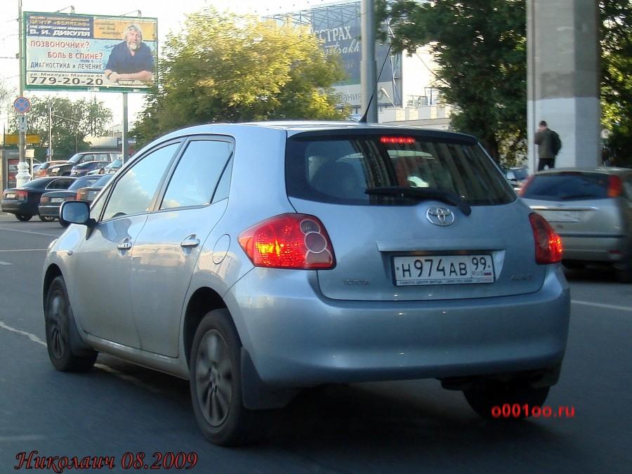 Toyota Yaris 99 #10